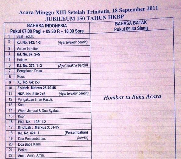 Acara 2011-09-18