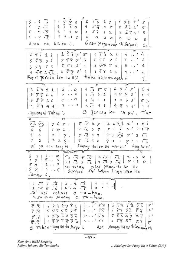 Haleluya Sai Pinuji Ho O Tuhan (ASerpong)_Page_2