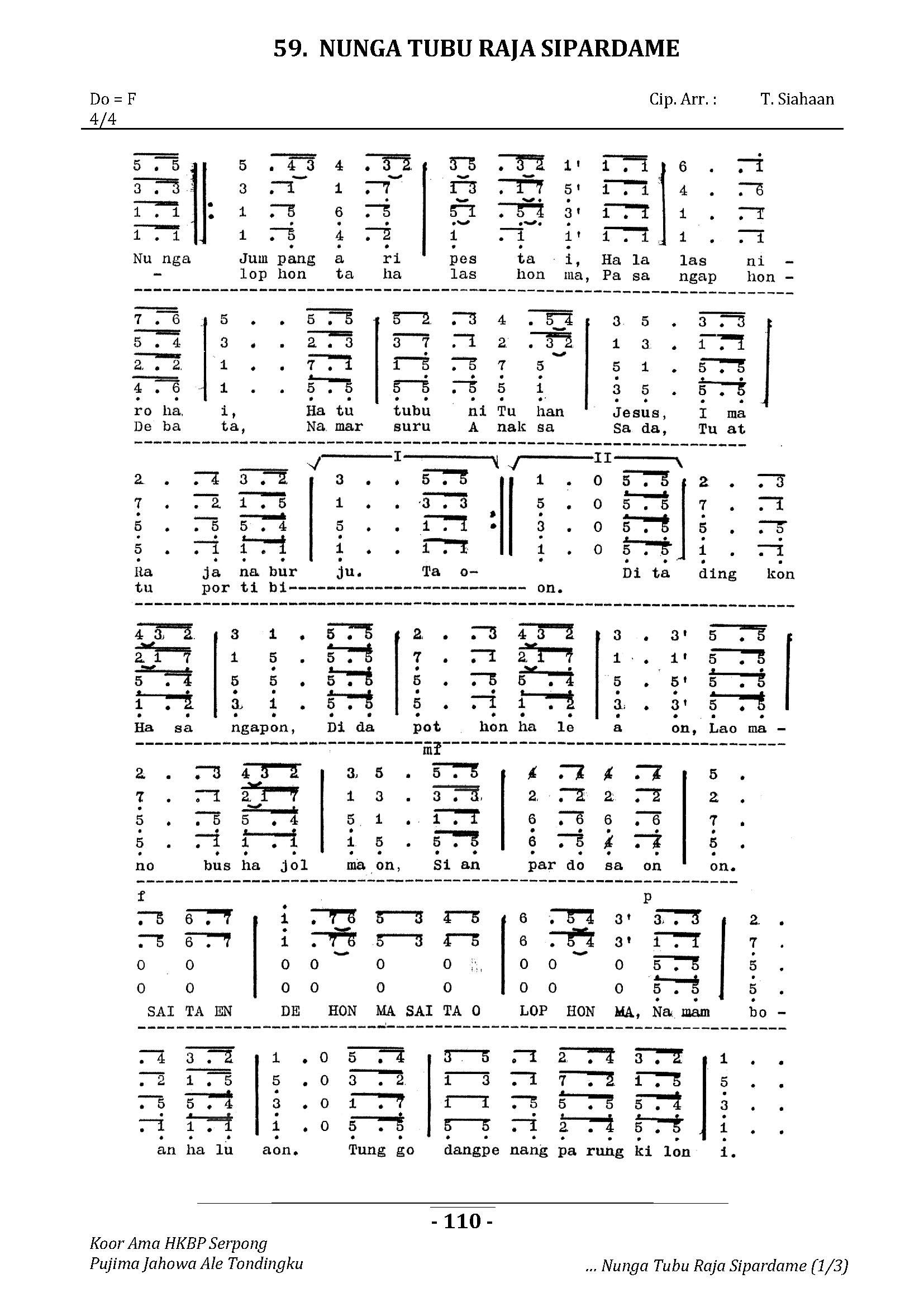 Image Result For Koor Lagu Natal Barat