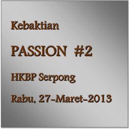 Passion #2