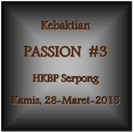 Passion #3