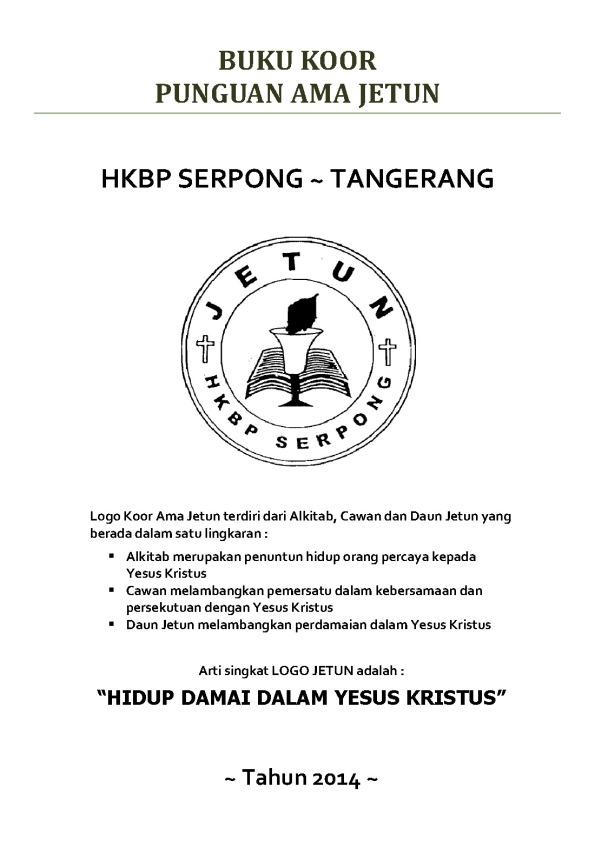 Koor Ama Jetun HKBP Serpong Cover